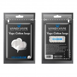 Bawełna 5pcs Vandy Vape Vape Cotton !
