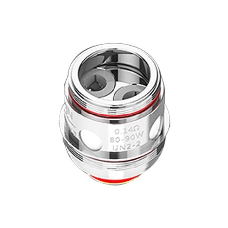 Uwell Valyrian 2 Meshed Coil 0.14ohm Tank Replacement Coil Head !