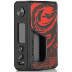 Vandy Vape Pulse V2 BF 95W Mod Flame Red Resin !