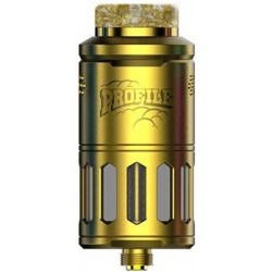 Wotofo Profile RDTA Atomizer 6.2ml GOLD !