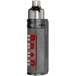 Voopoo Drag S 60W Mod Pod Kit 2500mAh 4.5ml !