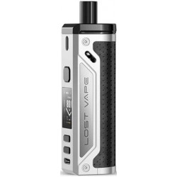 Lost Vape Thelema 80W Pod Mod Kit 3000mAh 4ml !