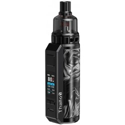 Smok Thallo 80W Pod Mod Kit 3000mAh 5ml Fluid Black Grey !