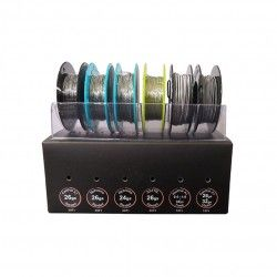 UD Wire Box With Six Spool Wires